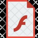 File Format Swf Icon