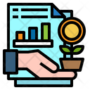 File Growth Icon