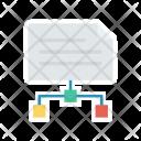 Records Share File Icon