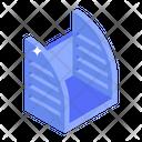 File Rack Folder Rack Document Holder Icon