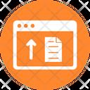 File Hosting Icon