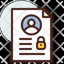 File Id Private User Profile Icon