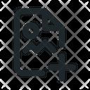Image Add File Icon