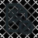 File Image Blocked Icon