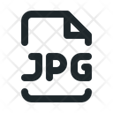 File Image Jpg Icon