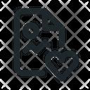 File Image Like Icon