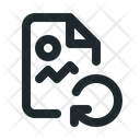 Image Reload File Icon