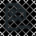 File Image Remove Icon