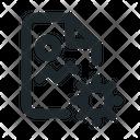 File Image Setting Icon