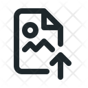 File Image Upload Icon