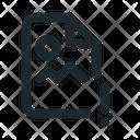 File Image Warning Icon