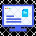 File Info Document File Icon