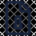 File Key Icon