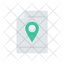 Pin Map Location Icon
