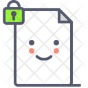 File lock Icon