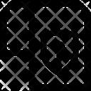 Document Gdpr Lock Icon