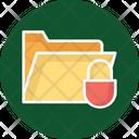 File Lock Folder Lock Folder Password Icon