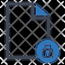 File Lock File Lock Icon