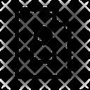 File Locked Lock Locked Icon