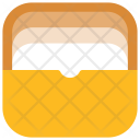File Management Archive Portfolio Icon
