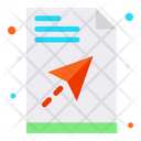 Document Message Object Icon