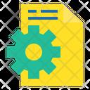 File Management File Setting File Icon