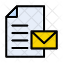 File Message Icon
