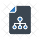 Network File Connection Icon