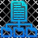 File Network Folder Network File Icon