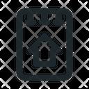 Note Home File Icon