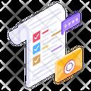 File Password Icon