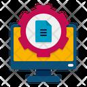 File Processing File Processing Processing Details Icon