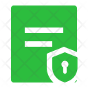 File Protected File Files Icon