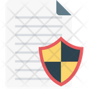 File Protection Protection Shield Icon