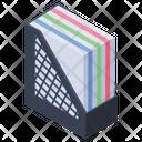 Folder Drawer Folder Cabinet Archive Rack Icon