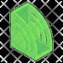 File Holder File Rack Plastic Rack Icon