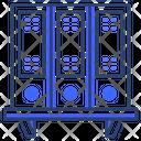 File Rack Icon
