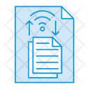 File Records Document Icon