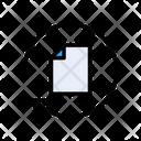 File Refresh Document Icon