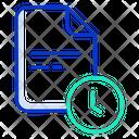 File Reminder Icon