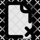 File Remove Ou Lc Icon