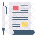 File Report File Document Icon