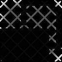 File Rotate File Rptation Rotate Icon