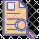 File Scanning Icon