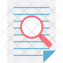 File Search Internet Search Icon
