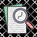 Analysis Case Study Icon