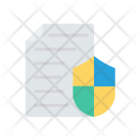 Security Shield Doc Icon