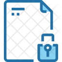 Security File Document Icon