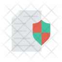 Shield Protection File Icon
