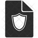 File Security Protection Icon